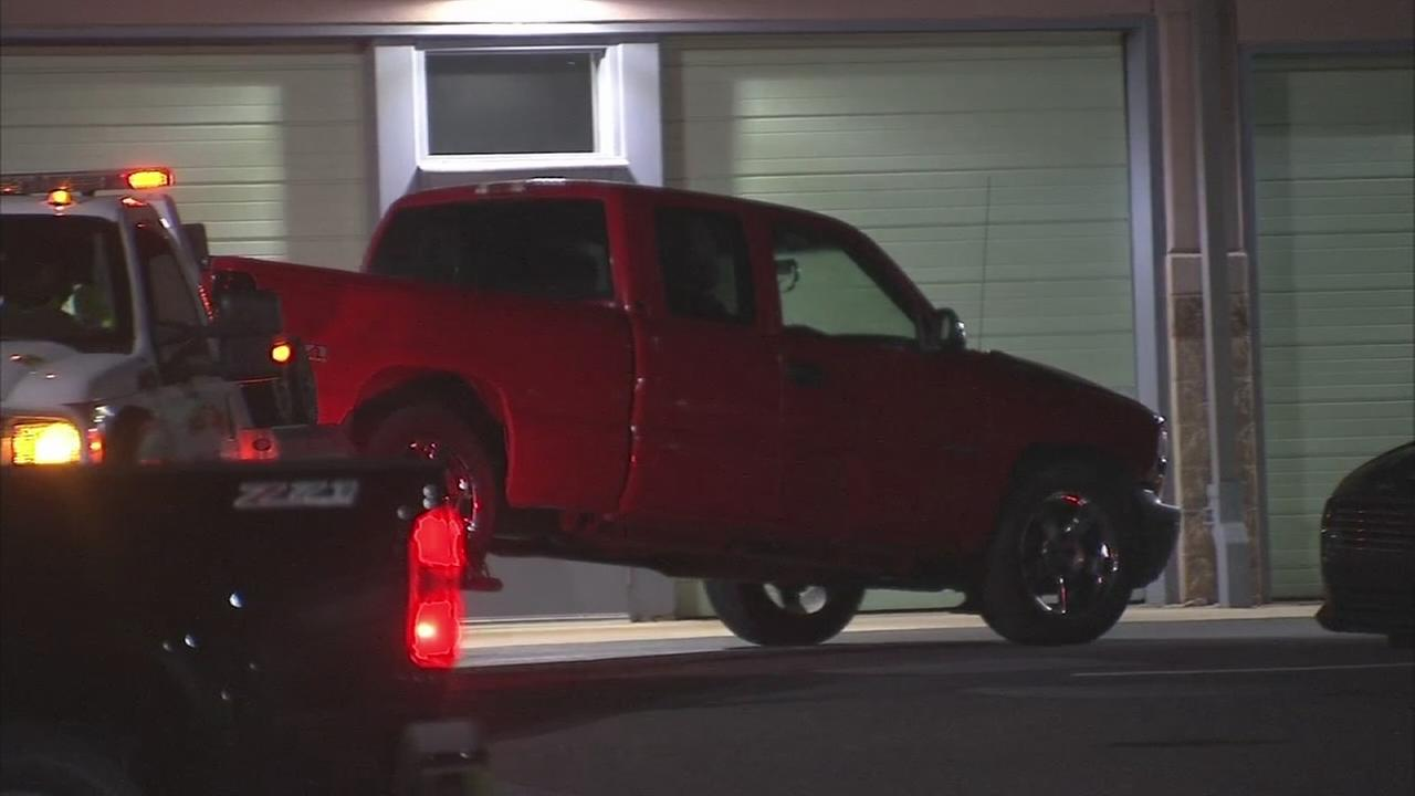 Pickup possibly linked to road rage killing recovered