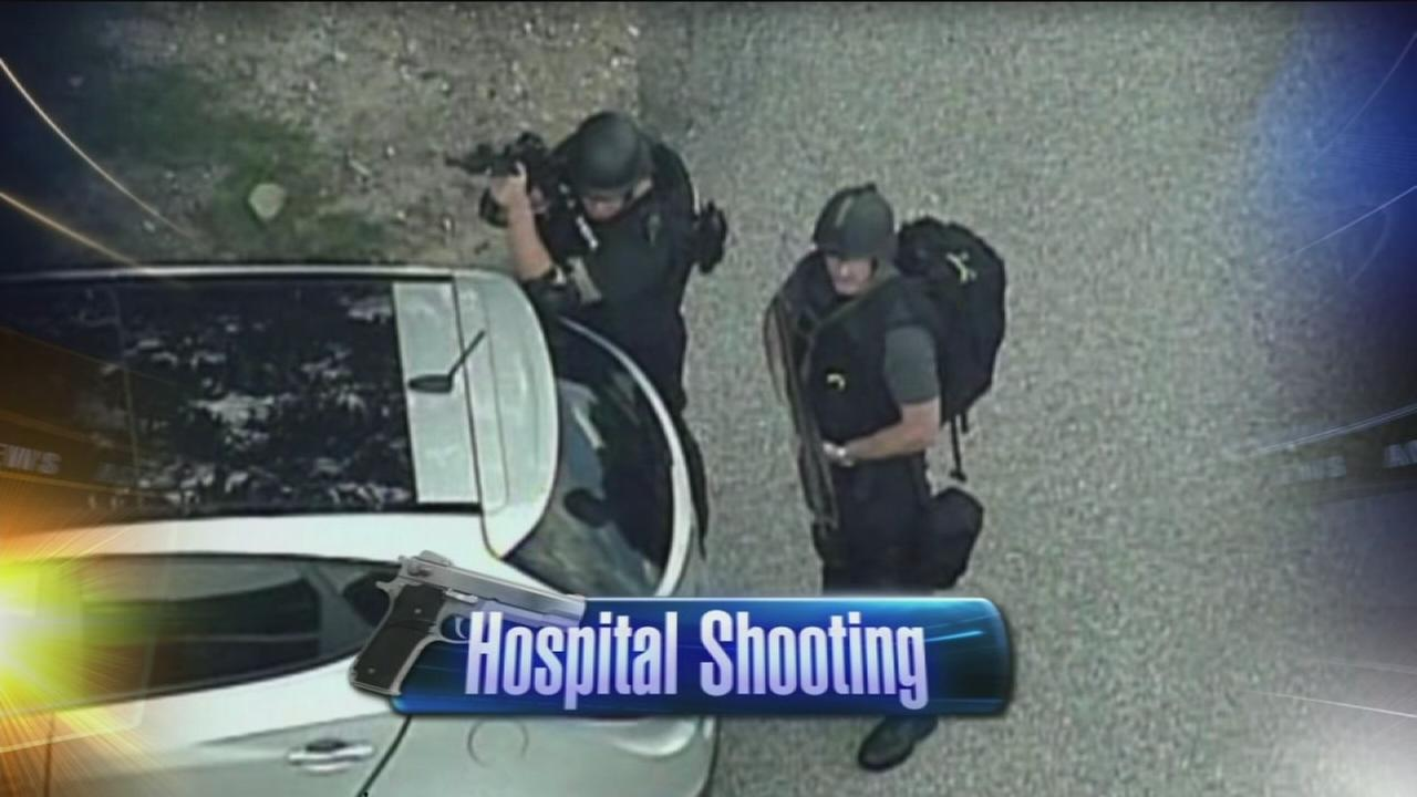 VIDEO: New information on hospital shooting