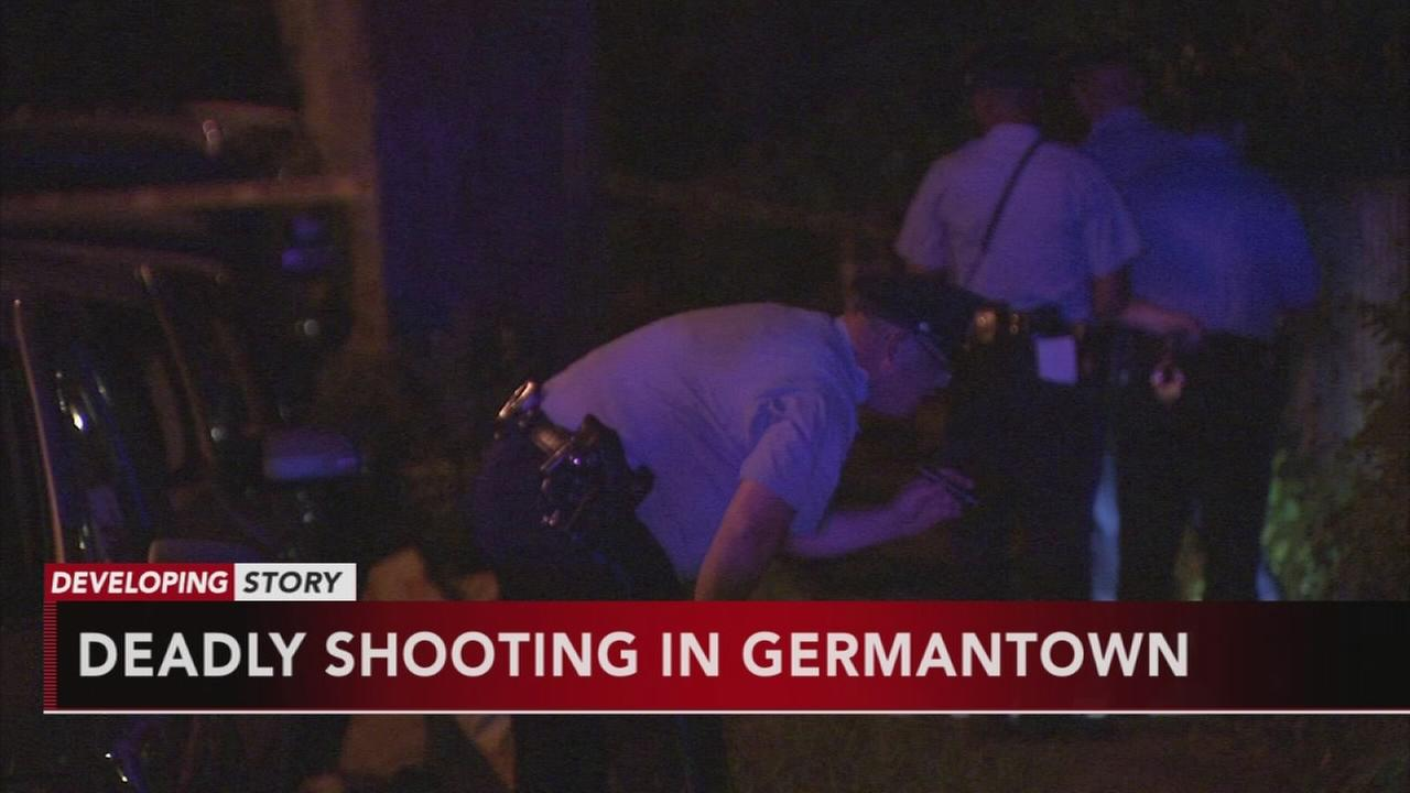Deadly shooting in Germantown