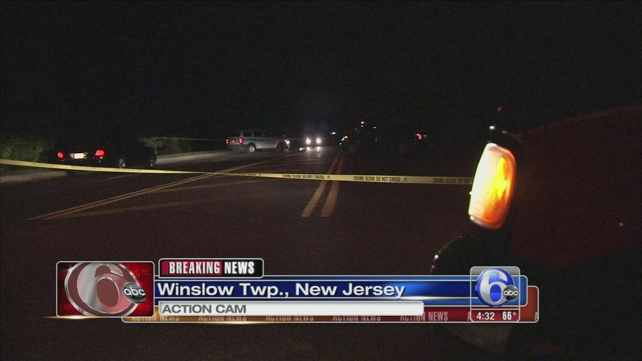 VIDEO: Pizza delivery man finds womans body on the road