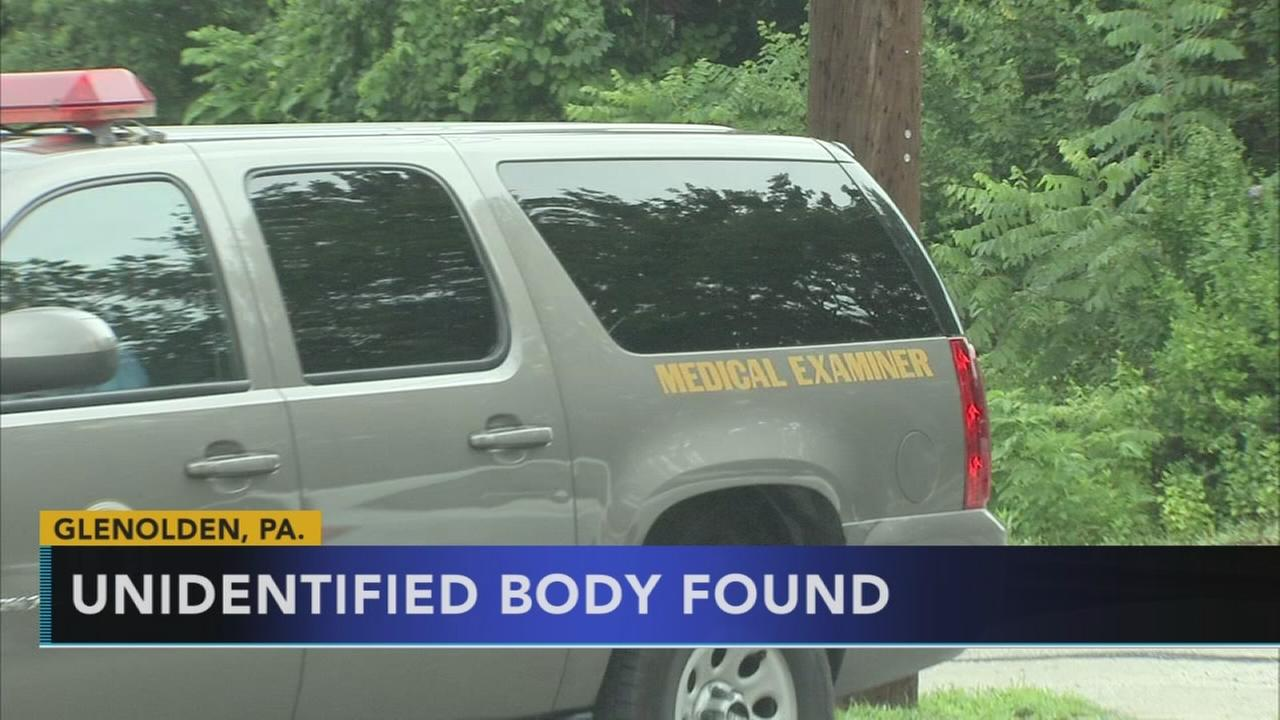Mans body found near railroad tracks in Delco
