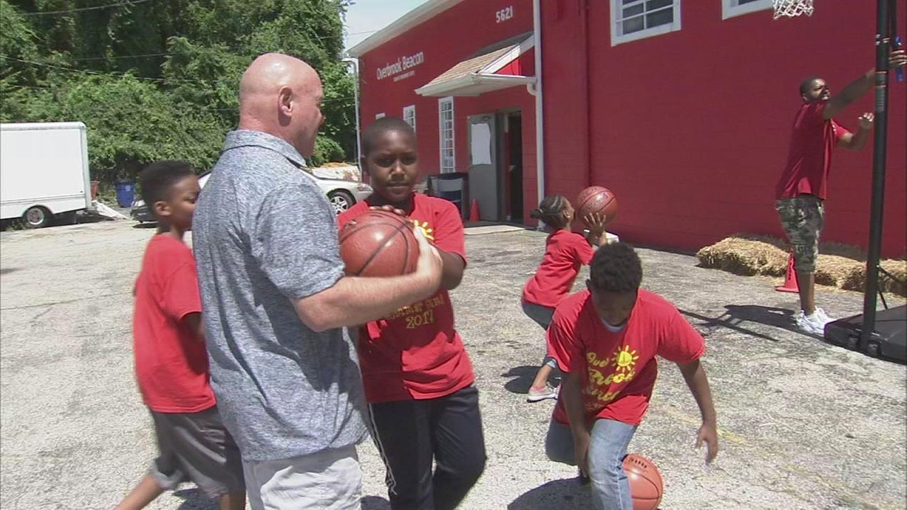The Sixth Man Project  is giving back to the community