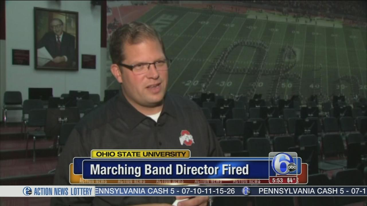 VIDEO: Ohio State band marches on after directors firing