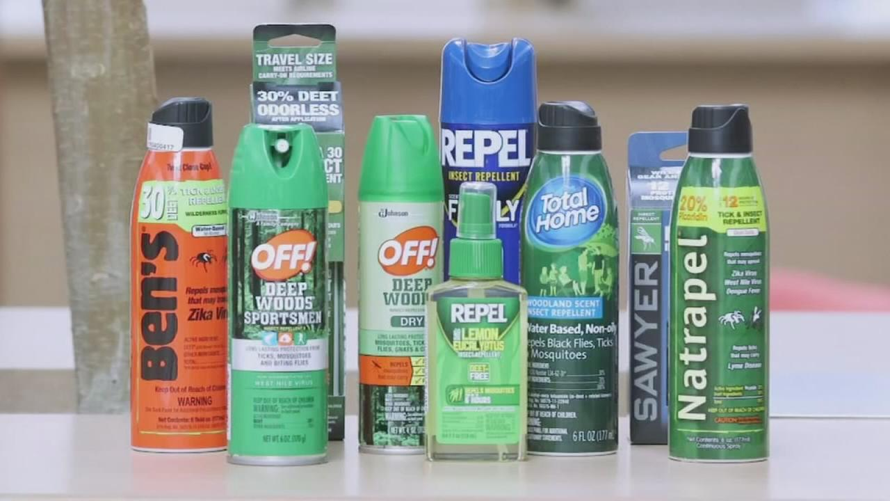 Consumer Reports tests best insect repellents