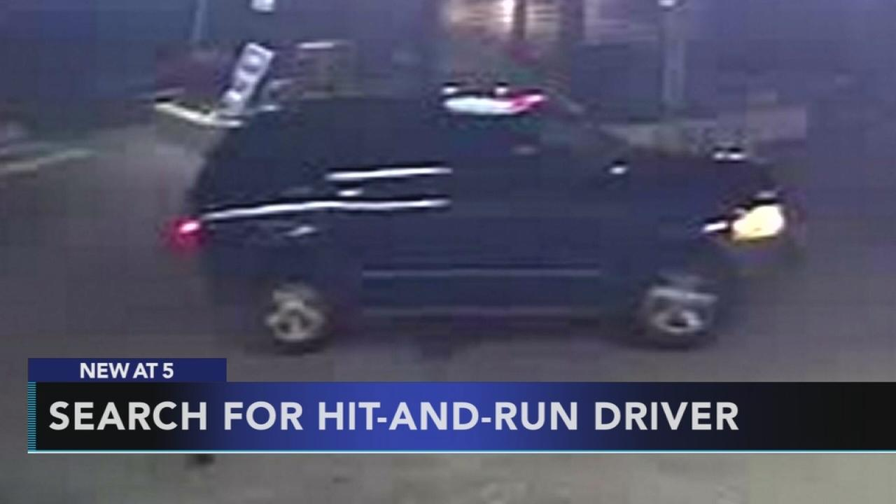 Driver sought after Lakewood, NJ hit-and-run