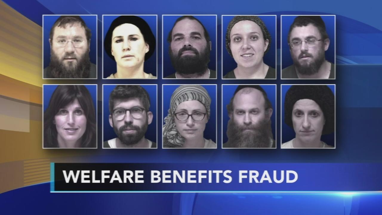 6 more New Jersey couples charged in benefits fraud probe