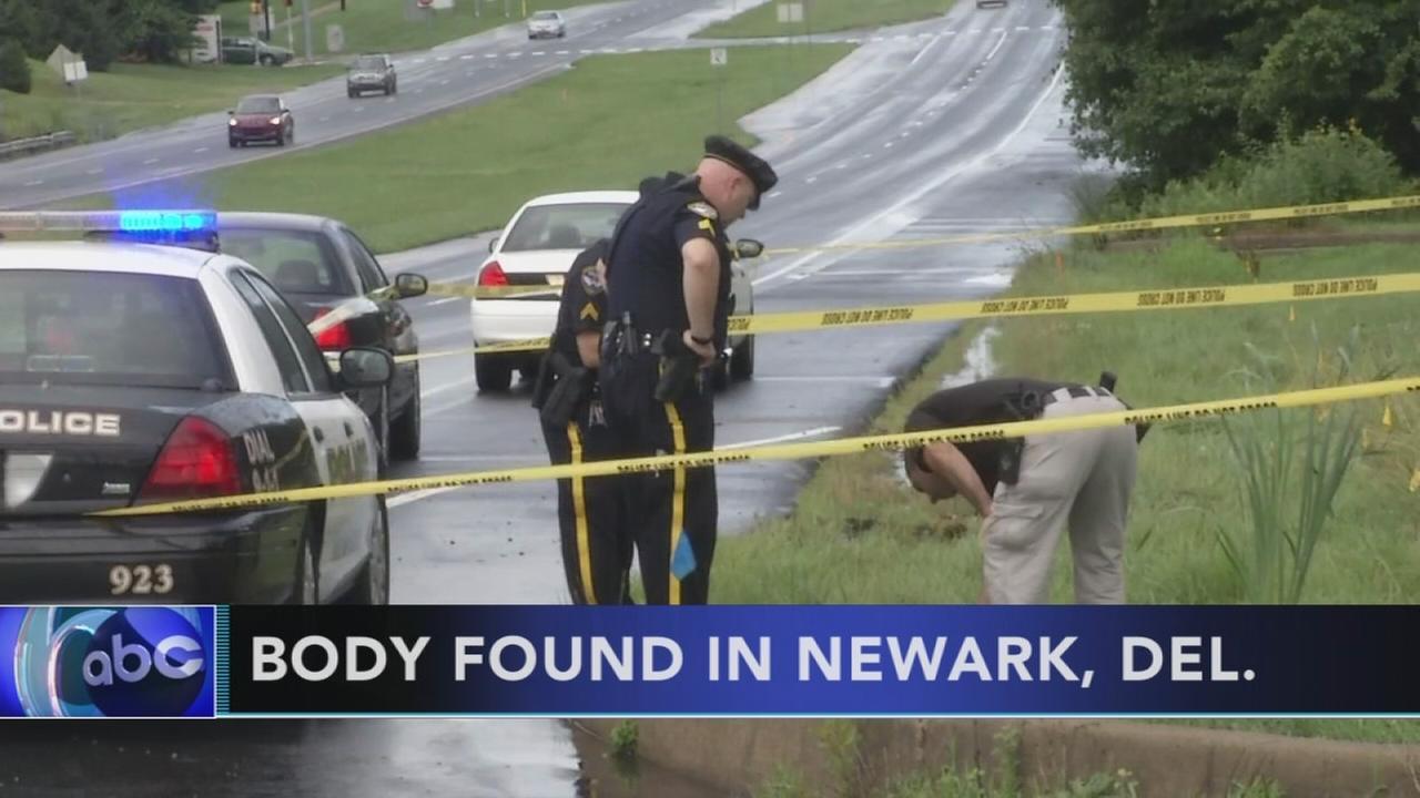 Body found in Newark, Del.