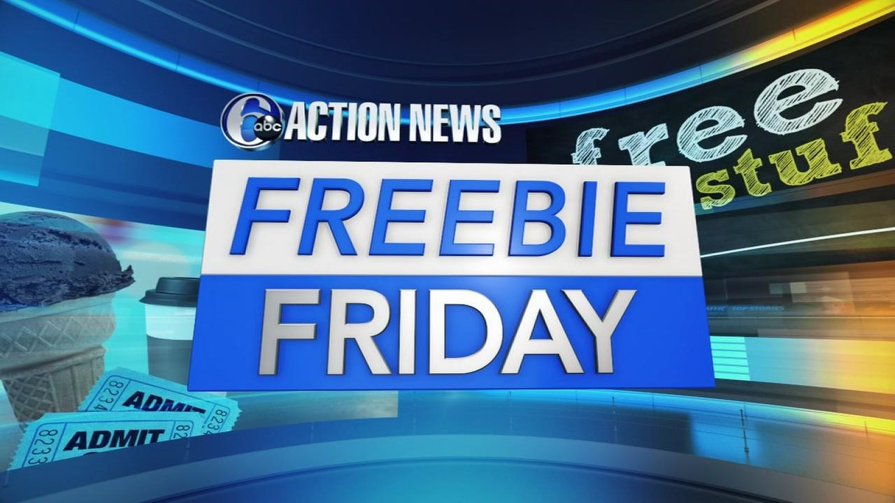 Freebie Friday: Music, movies, yoga and more!