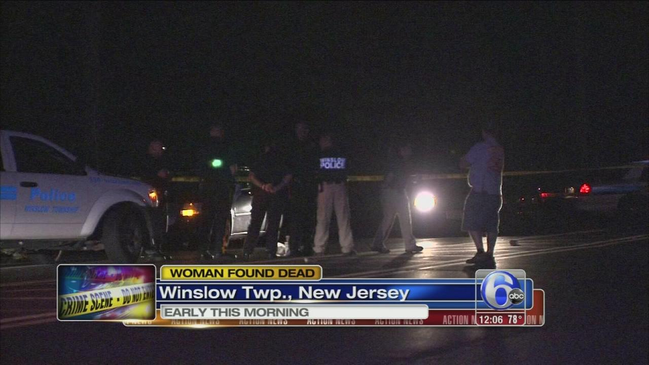 VIDEO: Woman found dead in Winslow Twp.