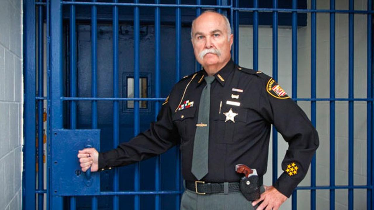 Sheriff Richard Jones (http://www.butlersheriff.org)