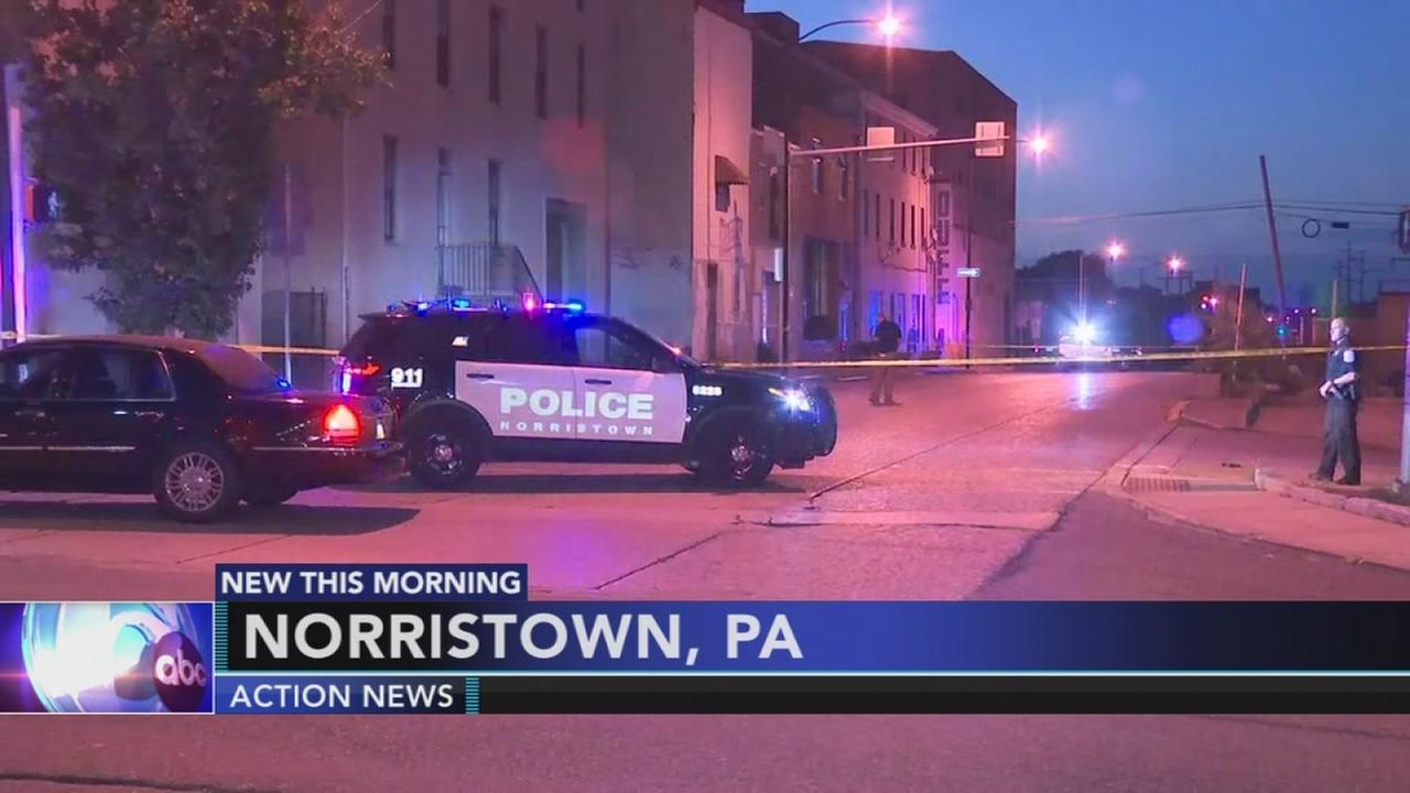 Man shot and killed in Norristown
