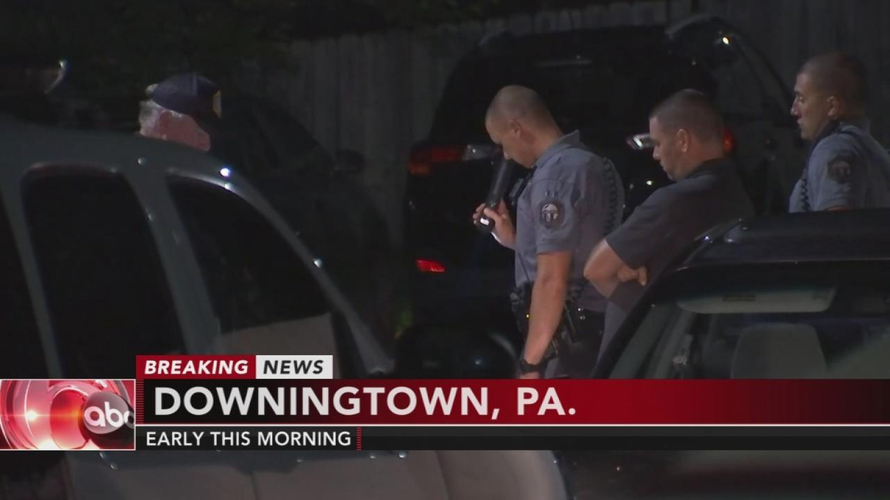 Shooting in Downingtown, Pa.