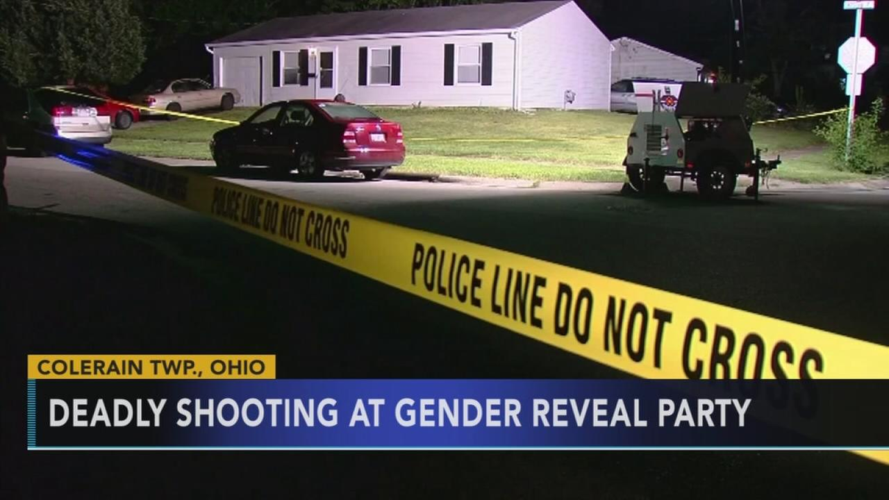 VIDEO: Deadly shooting at gender reveal party