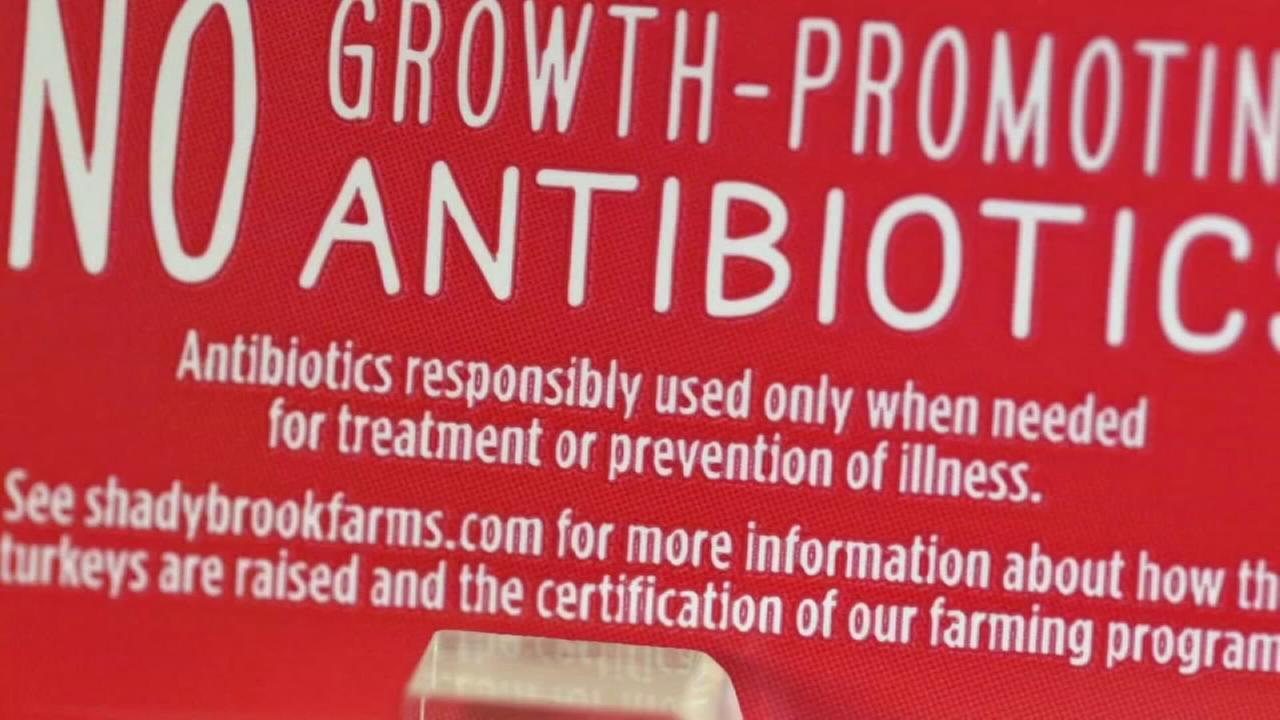 Consumer Reports: Foods that claim no antibiotics