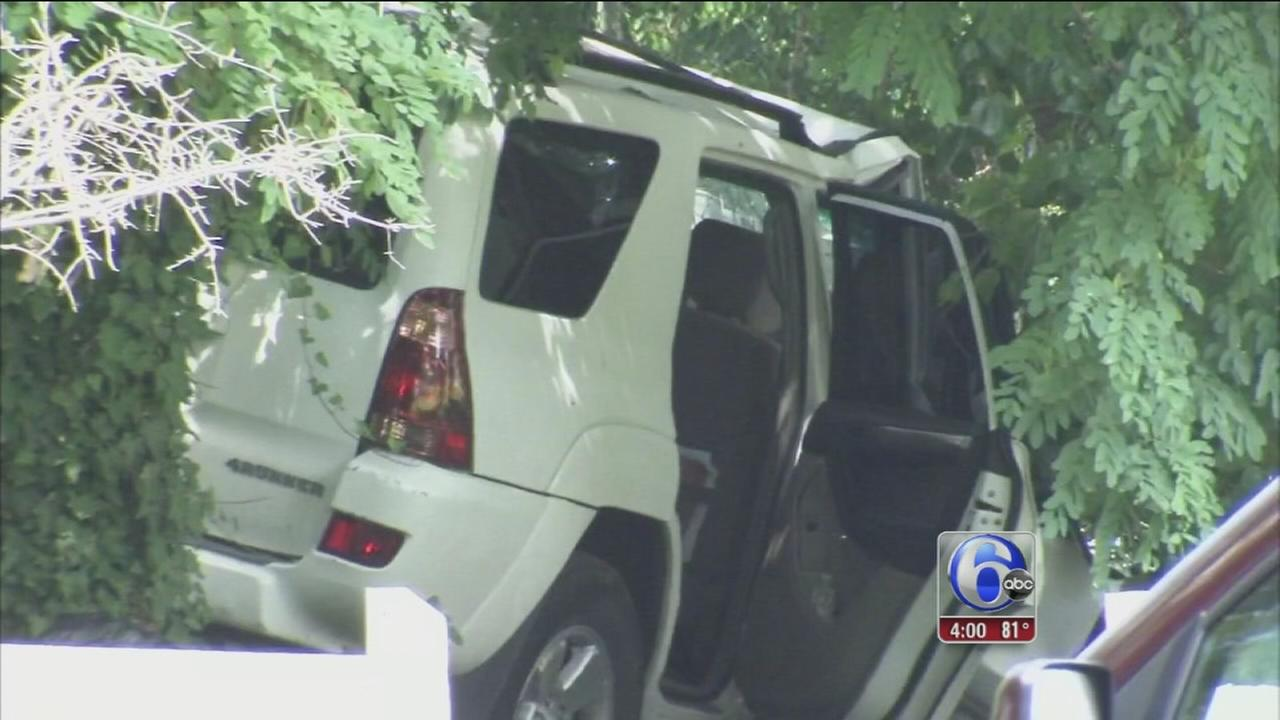VIDEO: 2 children killed after carjacking, crash in Tioga