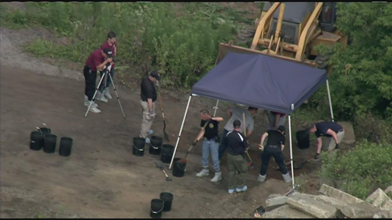 Search resumes for missing men in Bucks Co.