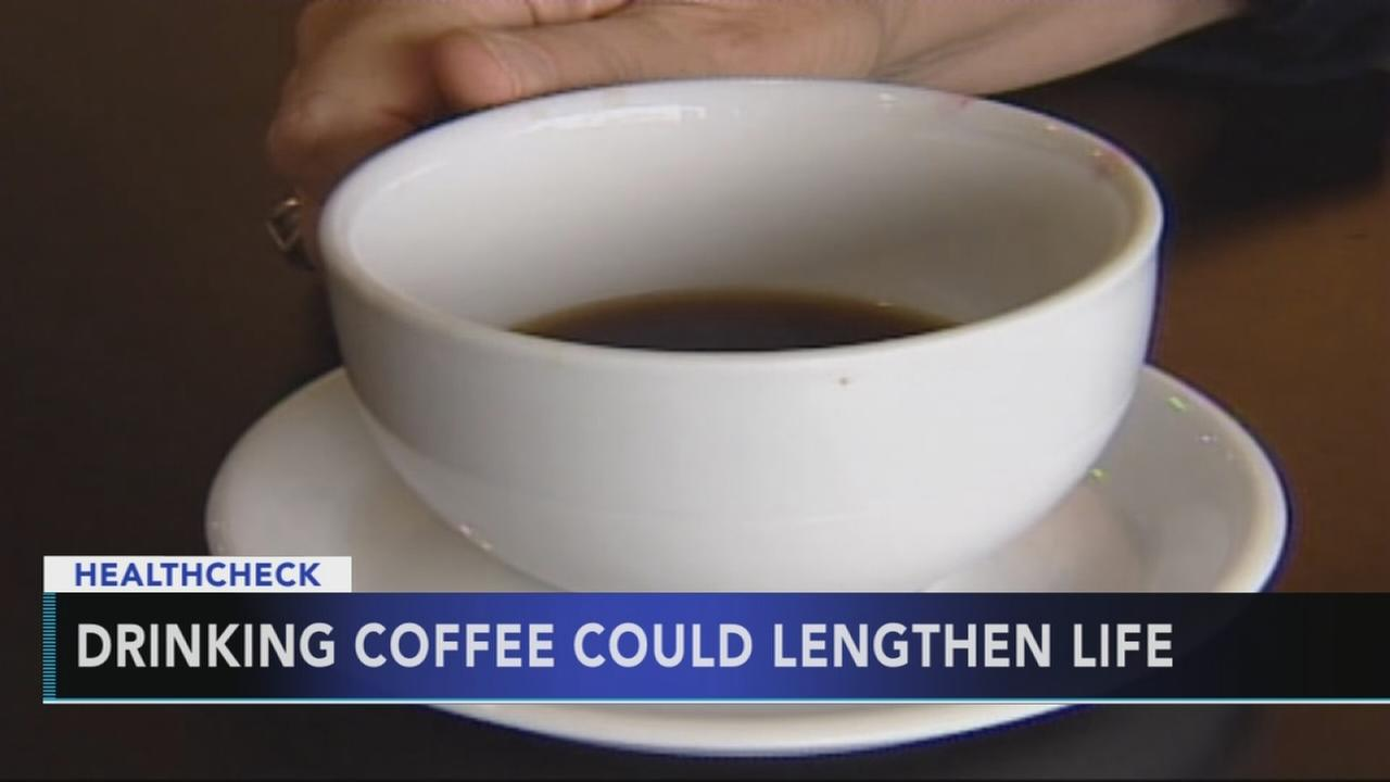 Study: Drinking more coffee could lengthen life