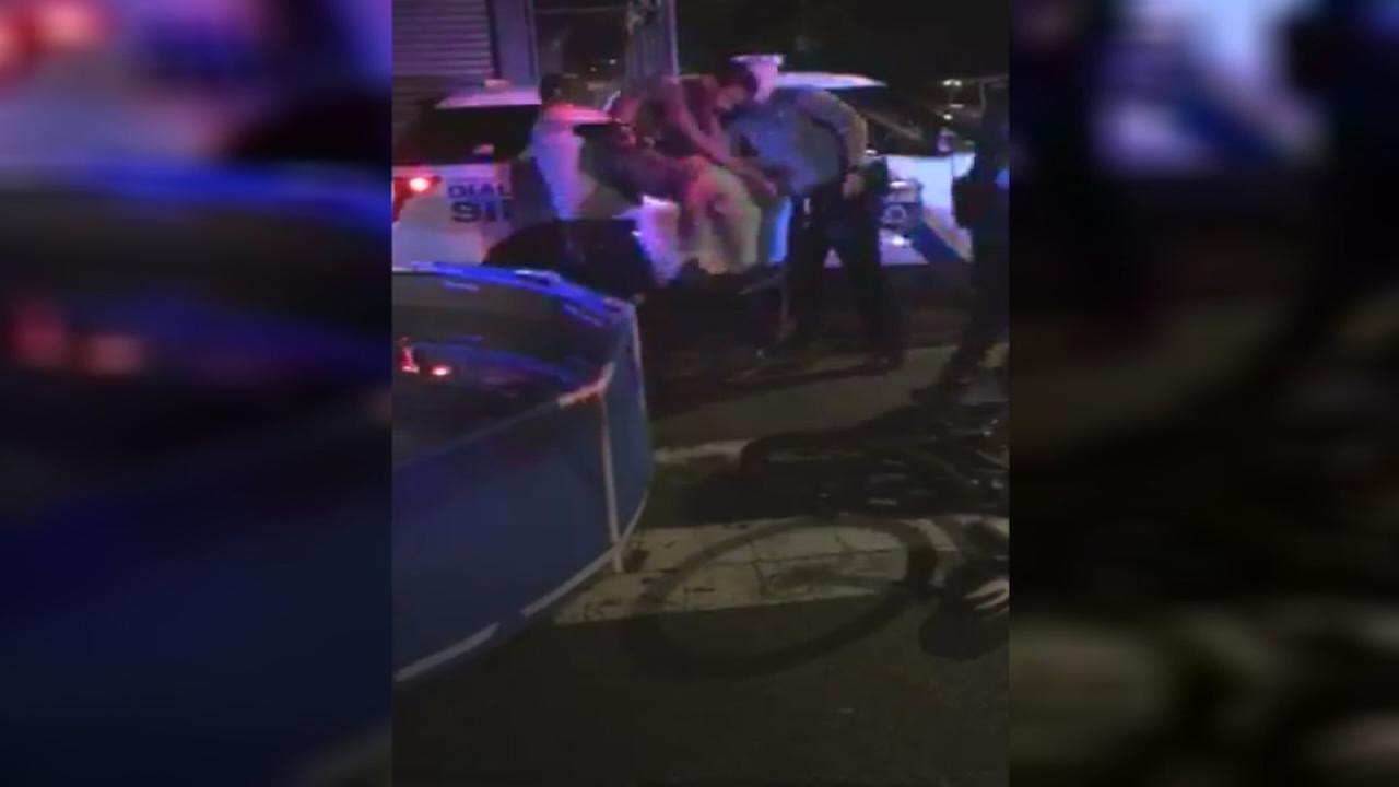 Police launch investigation after man hurt during arrest