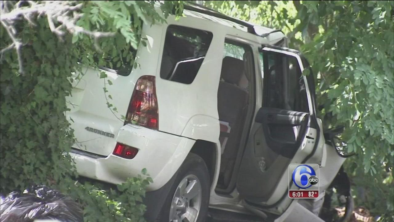 VIDEO: 3 children killed after carjacking, crash