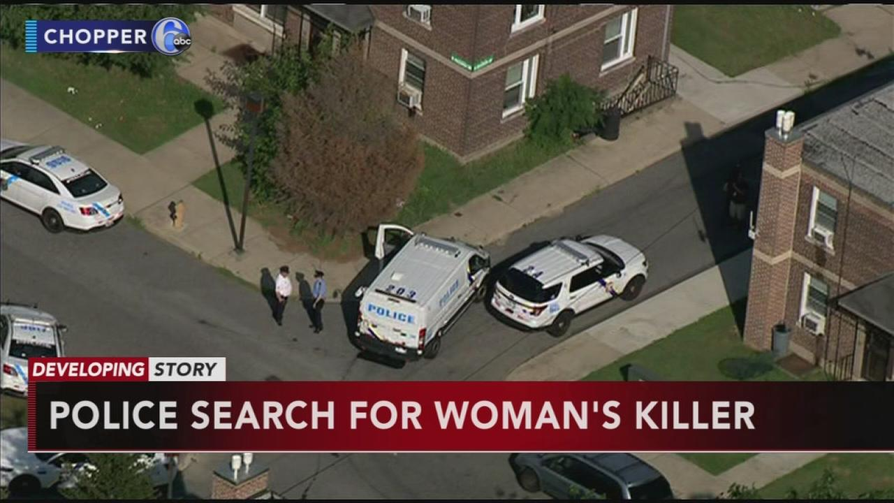 Police search for killer in Crescentville