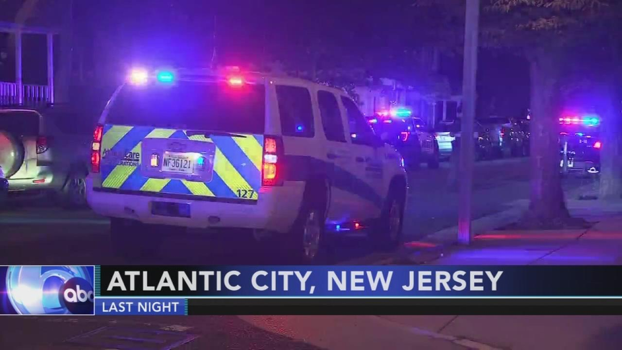 Shots fired as rescuers respond to AC homicide scene