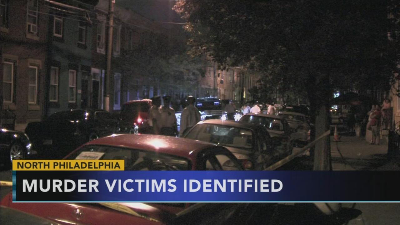 Victims IDd in double murder