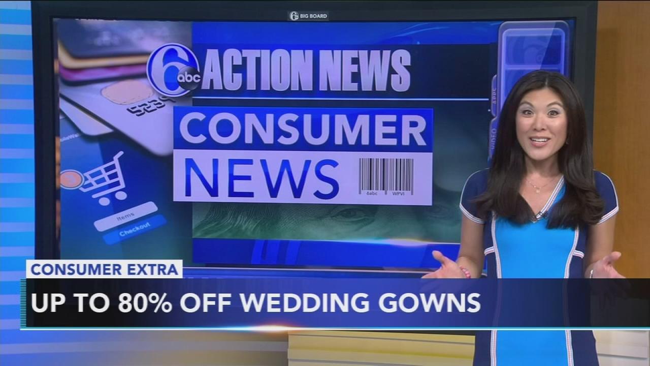 Consumer Extra: Bridal sale