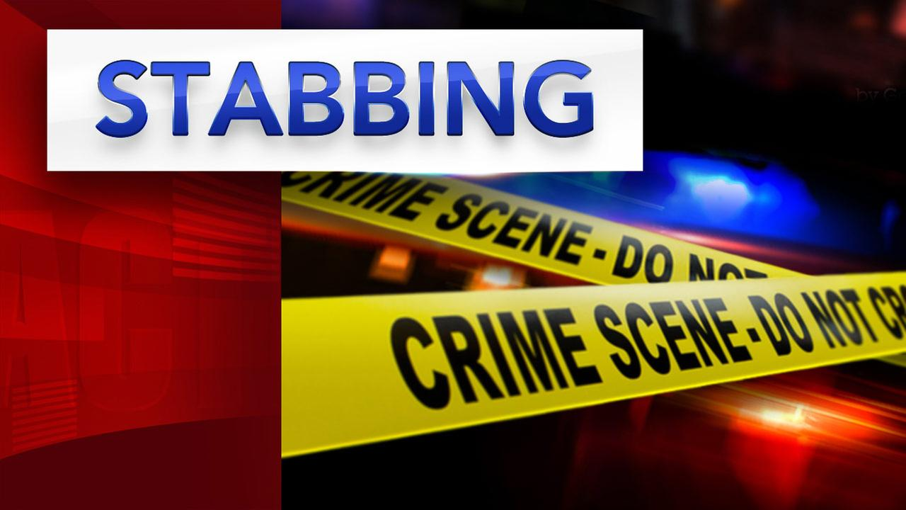 Girl, 16, critical after stabbing in Olney