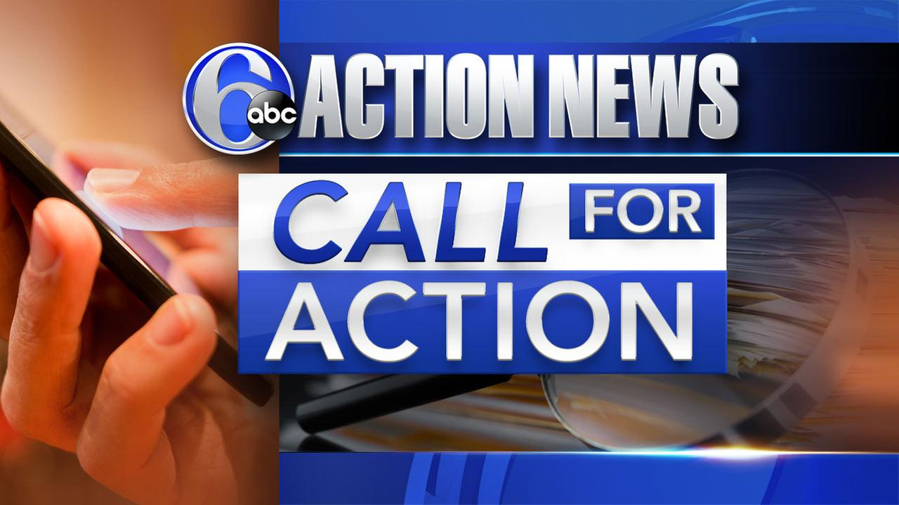 Contact Call for Action!