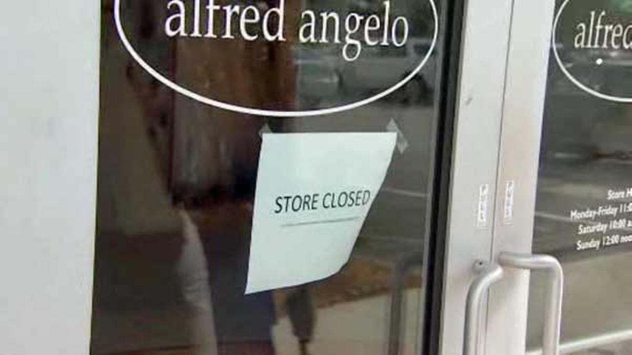 Alfred Angelo closes the doors
