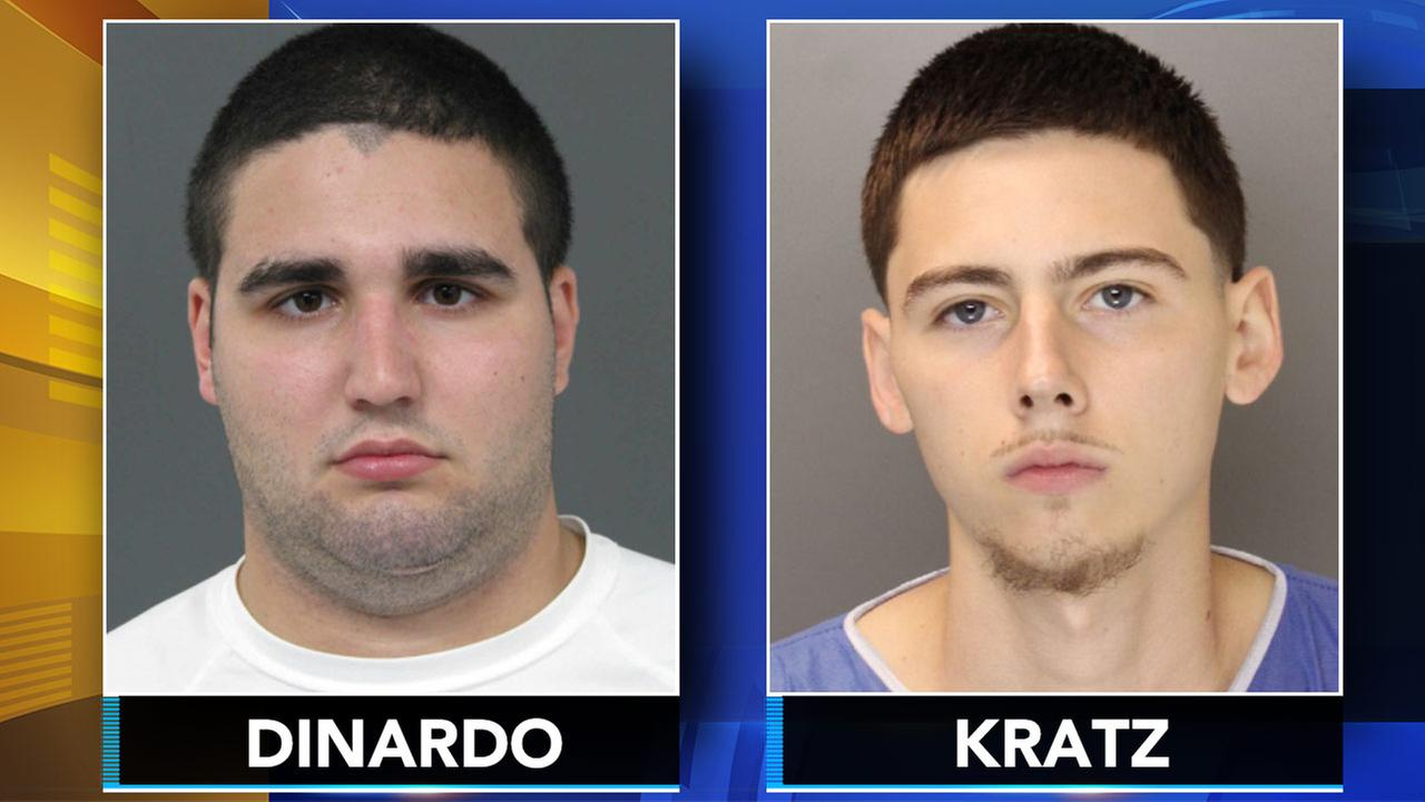 Cosmo DiNardo and Sean Kratz