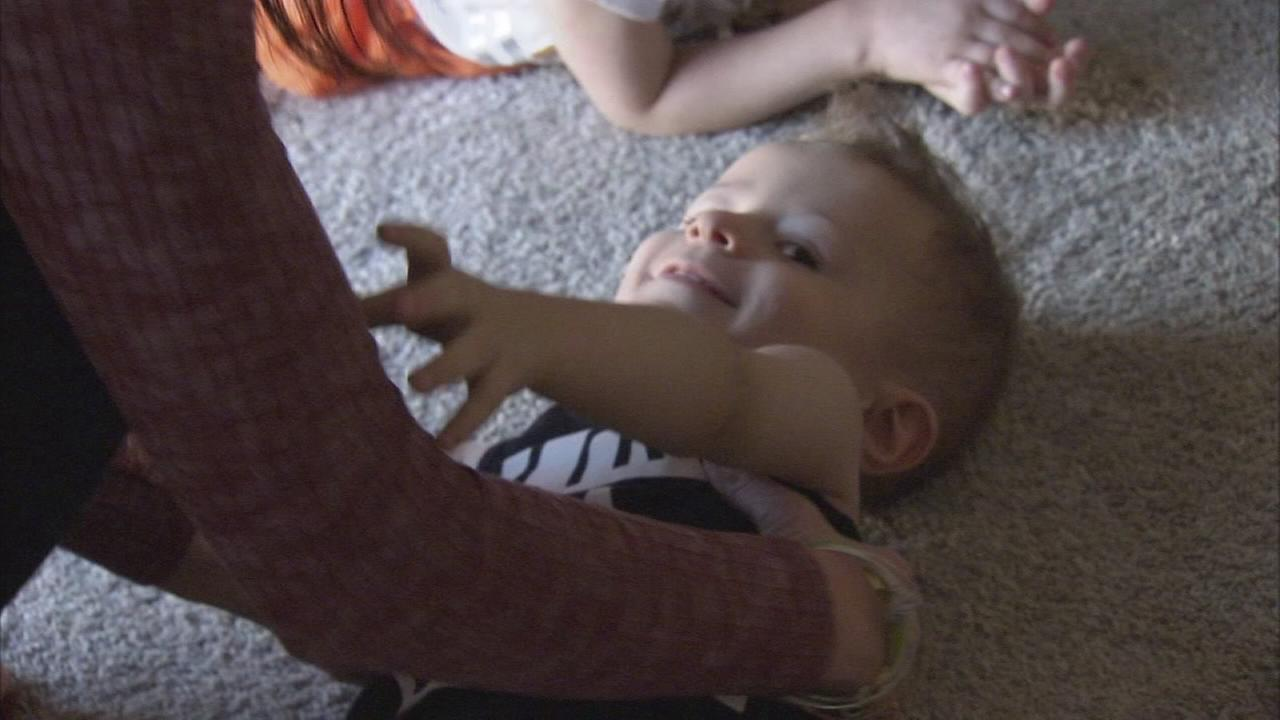 Doctors investigate sudden paralysis in kids