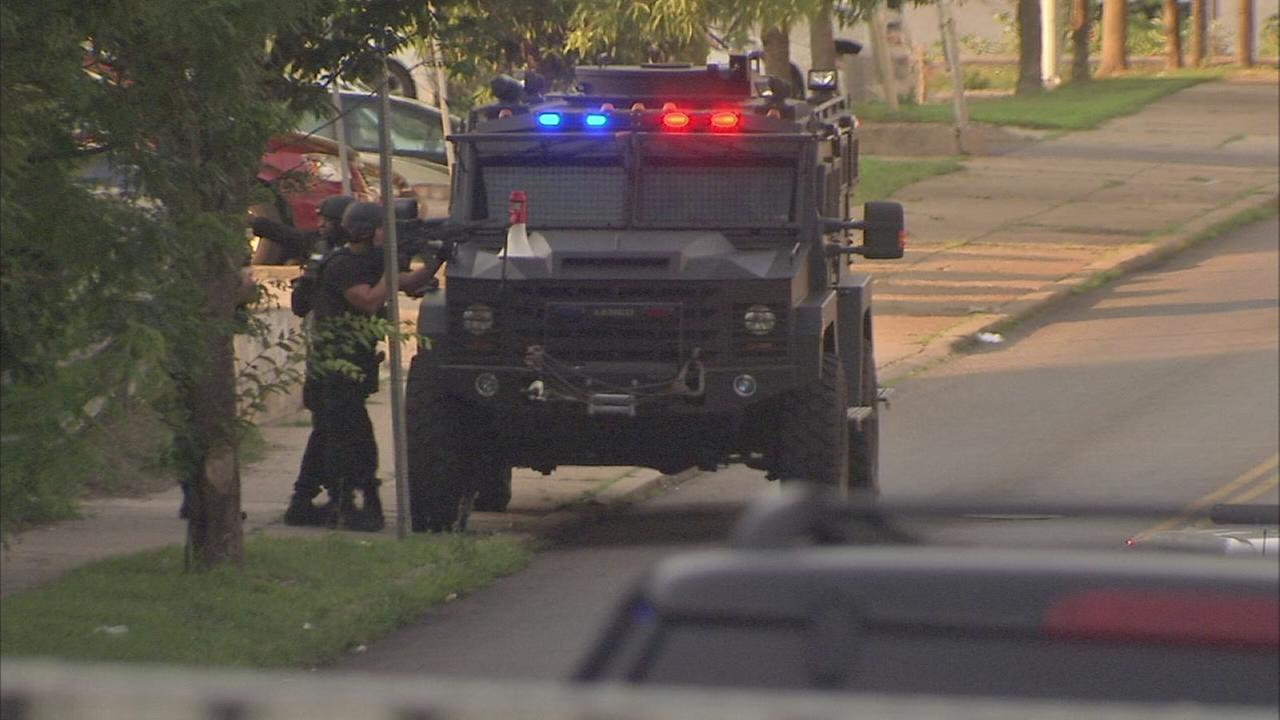 Germantown Standoff Ends