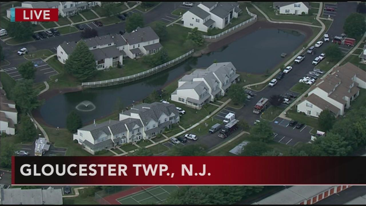 Neighbors: Body discovered in lake in Camden County