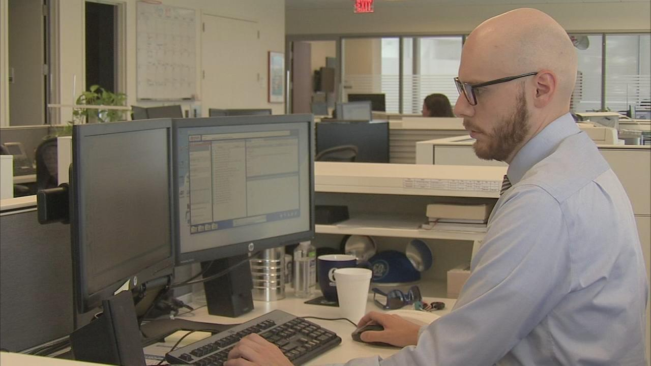 Computer glasses can help with digital eye strain
