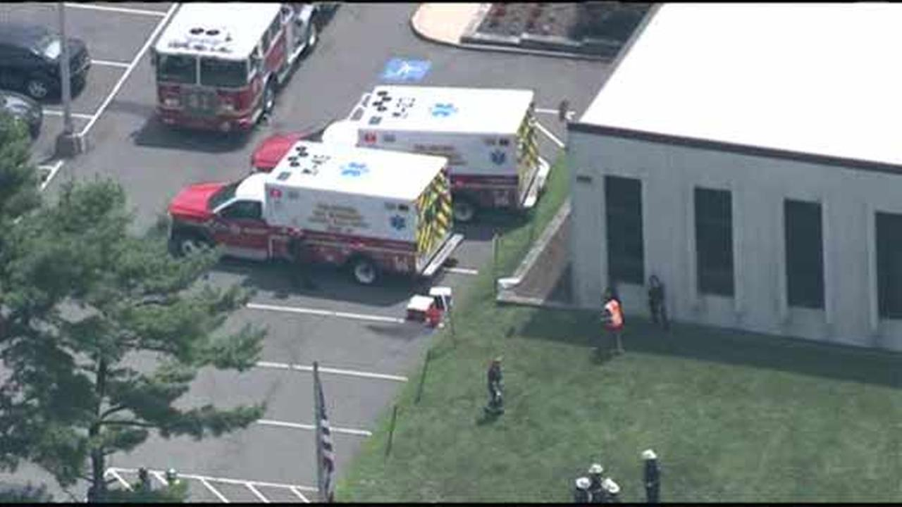 Pepsi Bottling Co. in NE Philly evacuated after chemical leak