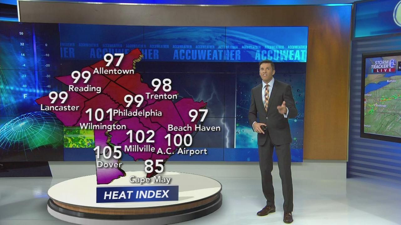 VIDEO: AccuWeather Forecast