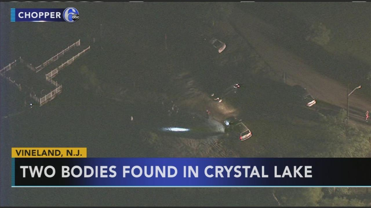 2 bodies found in Crystal Lake