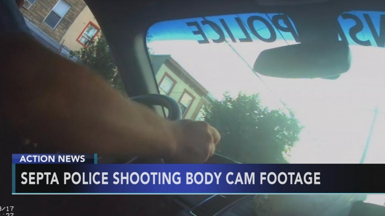 SEPTA releases body cam footage