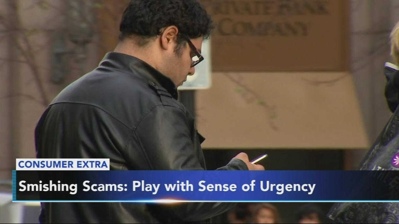 Consumer Extra: Smishing scams