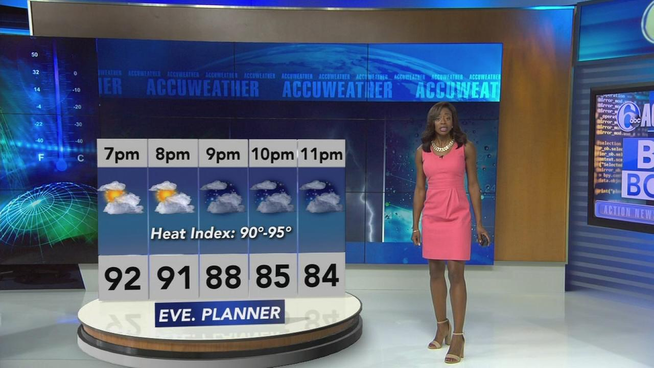 VIDEO: AccuWeather Forecast