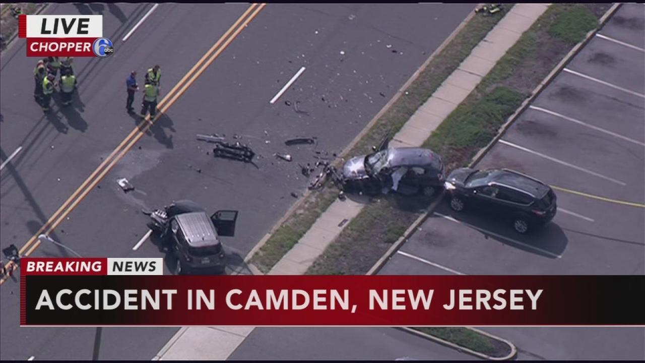 Camden accident