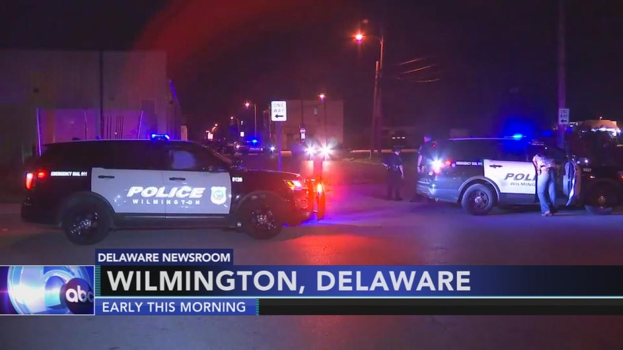 Teenage girl, man shot and wounded in Wilmington, Delaware