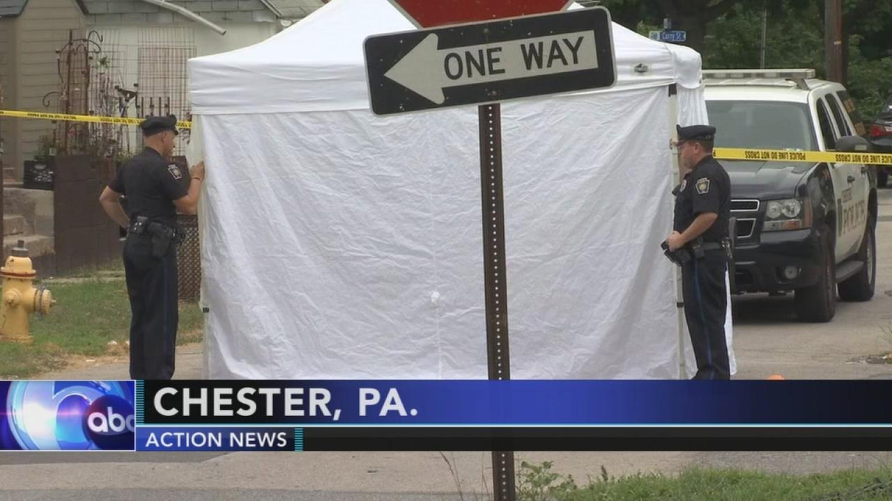 Police investigate homicide in Chester