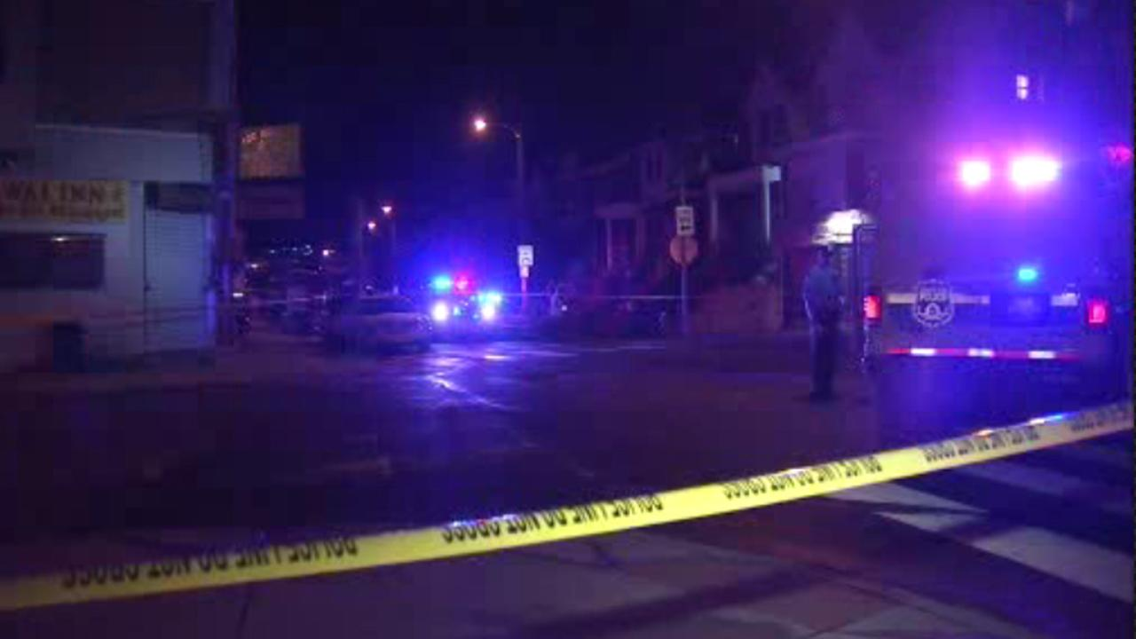 Police investigate shooting that left 1 injured in Frankford