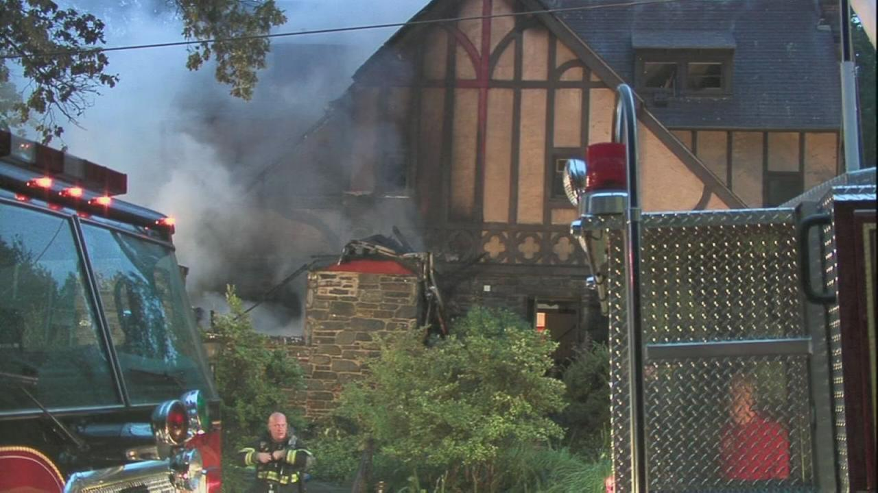 VIDEO: Husband and wife killed in Elkins Park fire