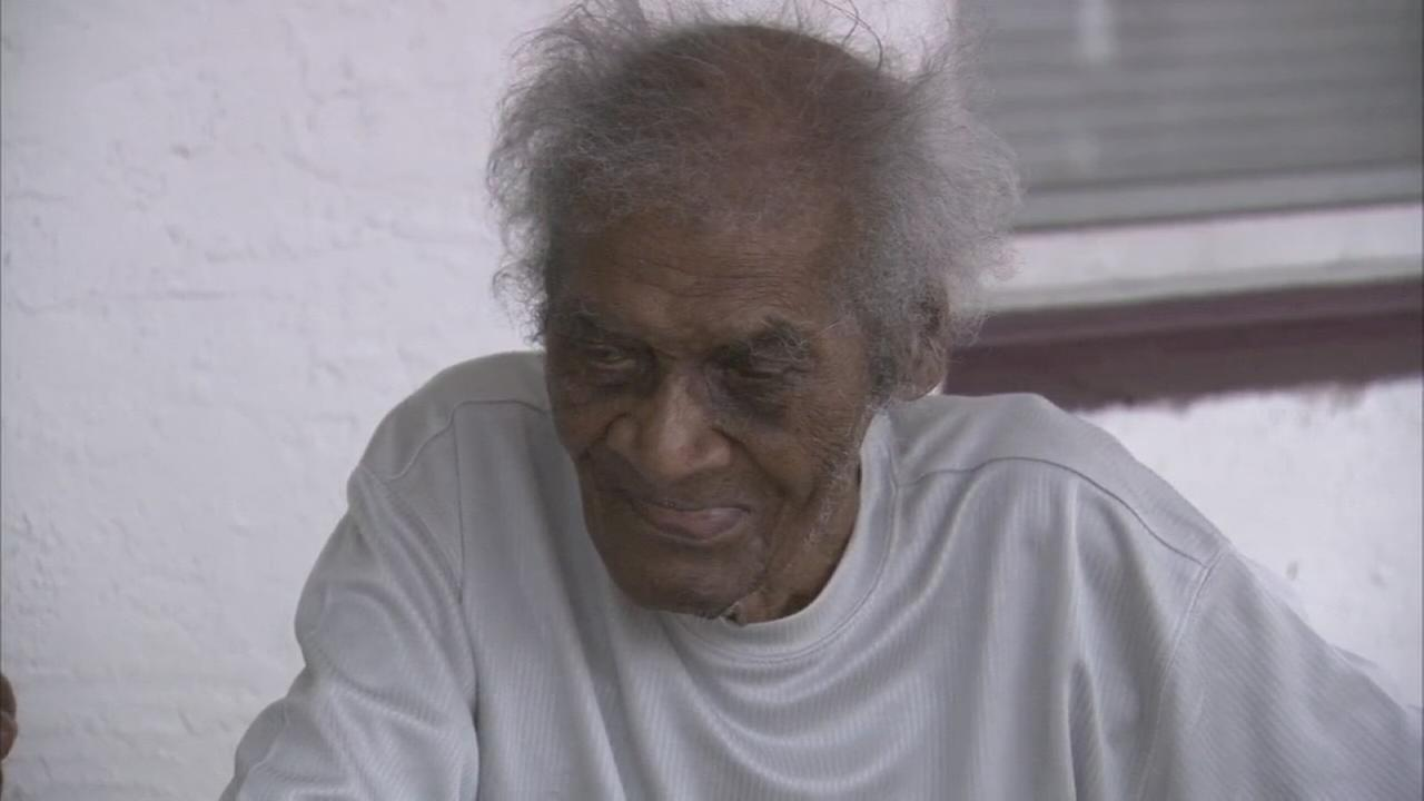VIDEO: North Phila. WWII veteran celebrates 101st birthday