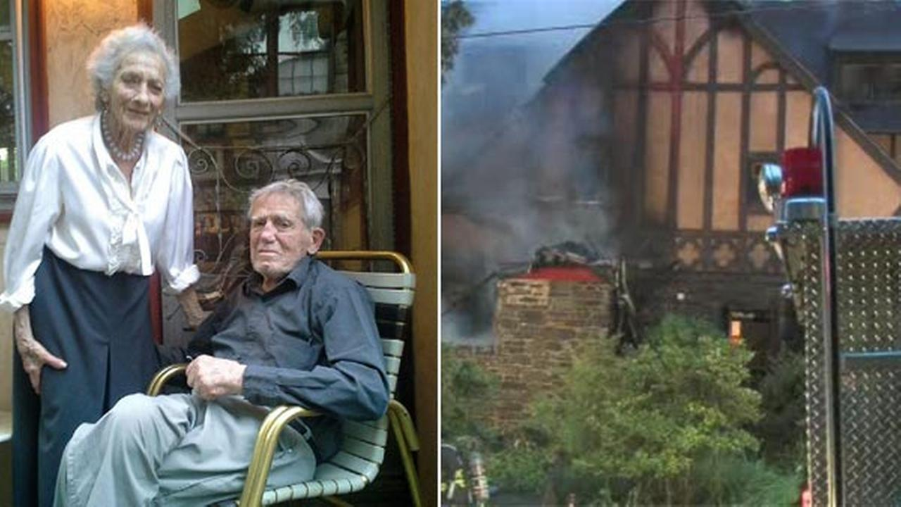 VIDEO: Elderly couple killed in fire
