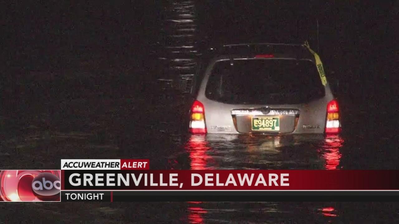 3 rescued, severe weather across region