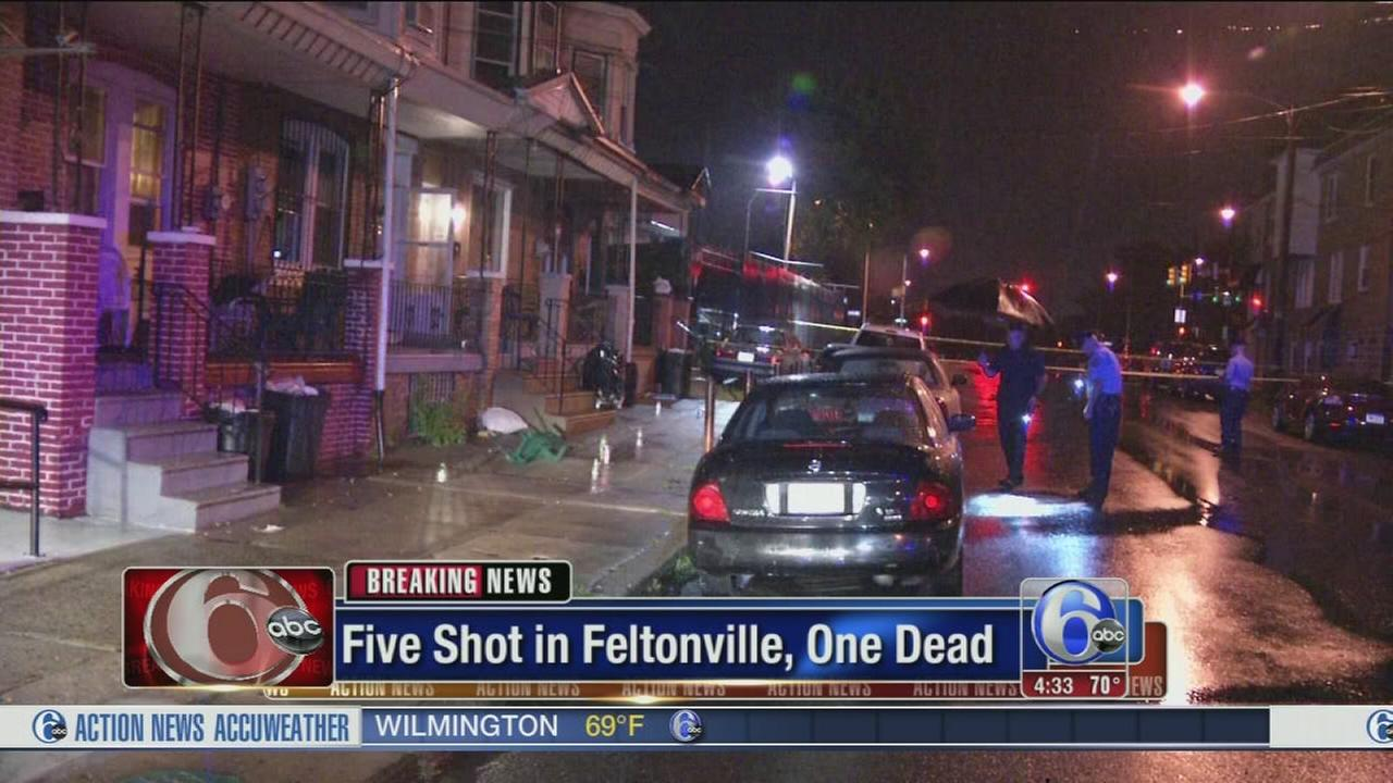 VIDEO: Deadly shooting in Feltonville